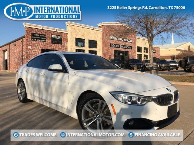 2017 BMW 4-Series 430i Gran Coupe