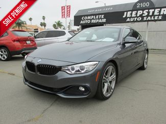 2017 BMW 430i Gran Coupe in Costa Mesa, California 92627