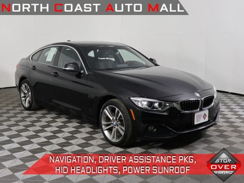 2017 BMW 430i xDrive 430i xDrive Gran Coupe in Cleveland, Ohio