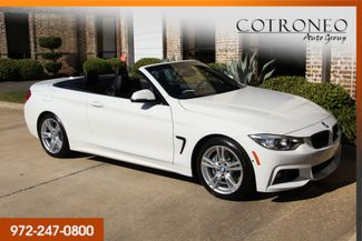 2017 BMW 440i Convertible M Sport in Addison TX, 75001