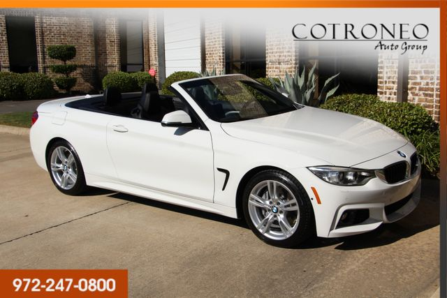 2017 BMW 440i Convertible M Sport in Addison, TX 75001