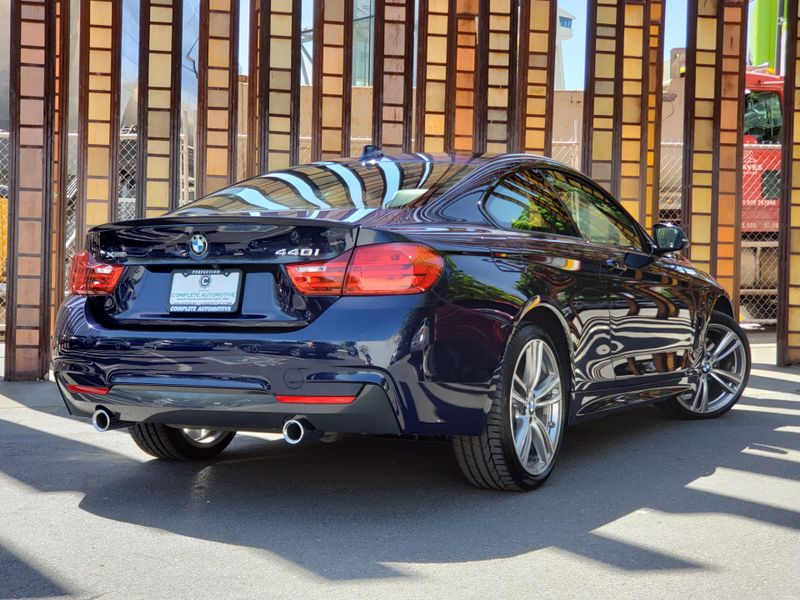 2017 BMW 440i xDrive Coupe Only 5596 Orig Miles M Sport 14955 In Options  city Washington  Complete Automotive  in Seattle, Washington