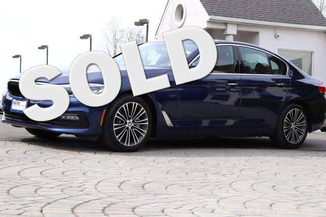 2017 BMW 5-Series 540i xDrive Sport Line in Alexandria VA