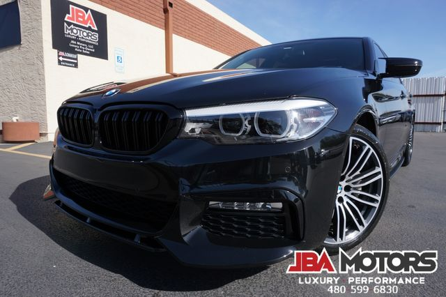 2017 BMW 530i 5 Series 530 M Sport Package Sedan