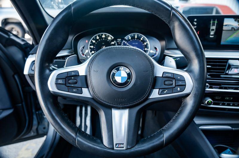 2017 BMW 530i M-SPORT/DRIVING ASST PKG/HARMON KARDON STEREO in Rowlett, Texas
