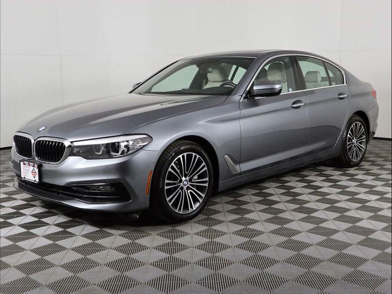 2017 BMW 530i xDrive 530i xDrive  city Ohio  North Coast Auto Mall of Cleveland  in Cleveland, Ohio