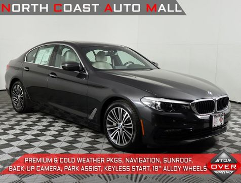 2017 BMW 530i xDrive 530i xDrive in Cleveland, Ohio