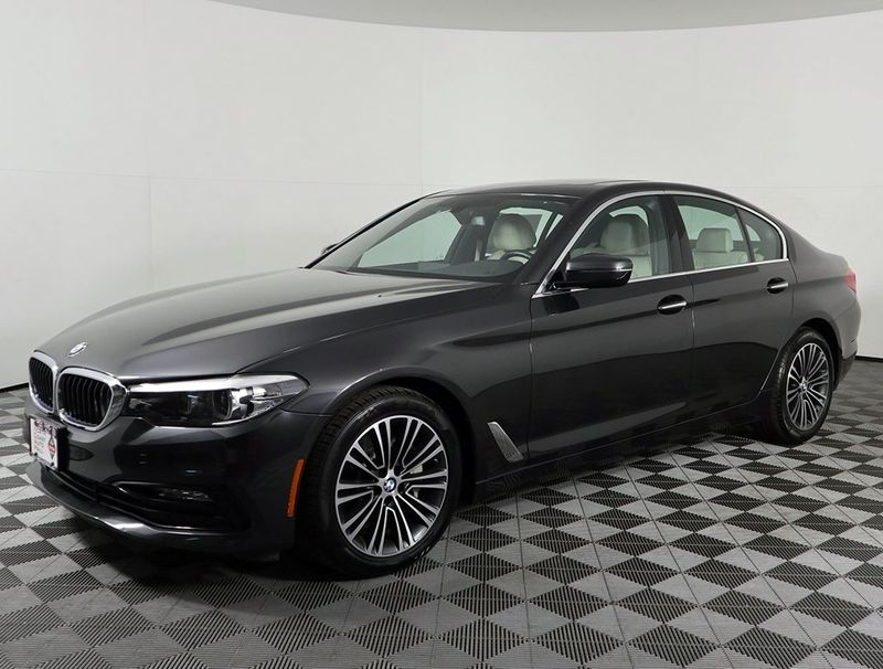 2017 BMW 530i xDrive 530i xDrive  city Ohio  North Coast Auto Mall of Cleveland  in Cleveland, Ohio