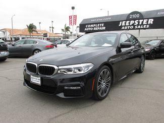 2017 BMW 540i M Sport in Costa Mesa, California 92627