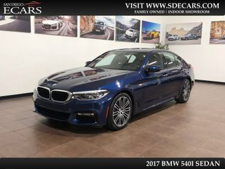 2017 BMW 540i in San Diego, CA 92126