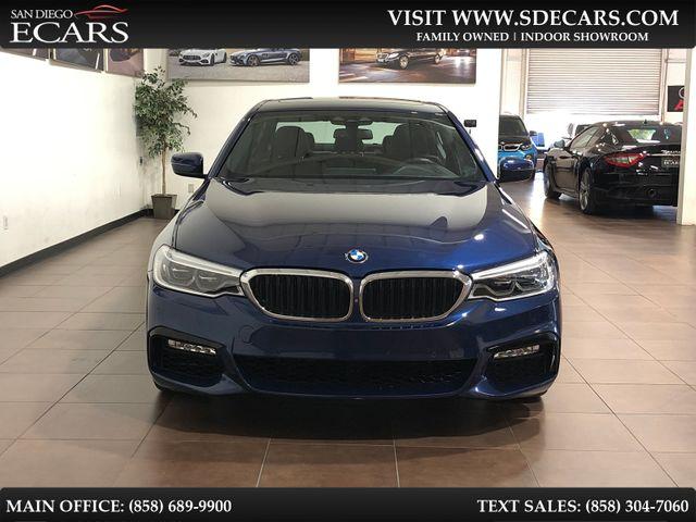 2017 BMW 540i in San Diego, CA 92126