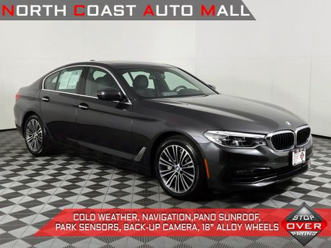 2017 BMW 540i xDrive 540i xDrive in Cleveland, Ohio