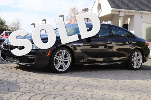 2017 BMW 6-Series 640i xDrive Gran Coupe M Sport Edition in Alexandria VA