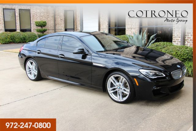 2017 BMW 650i Gran Coupe M Sport in Addison, TX 75001