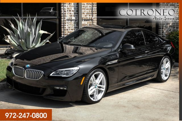 2017 BMW 650i M Sport Coupe in Addison, TX 75001