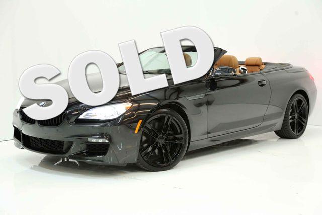 2017 BMW 650i Convt Houston, Texas