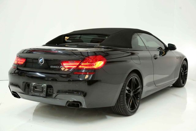 2017 BMW 650i Convt Houston, Texas 19