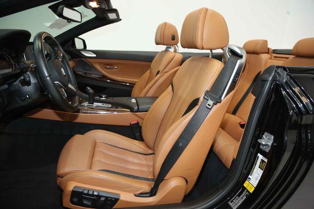 2017 BMW 650i Convt Houston, Texas 2