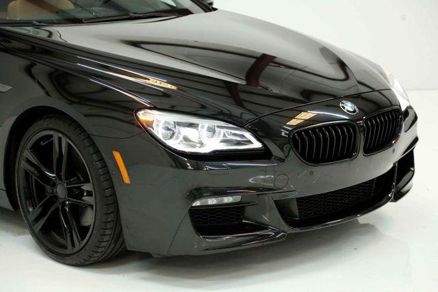 2017 BMW 650i Convt Houston, Texas 4