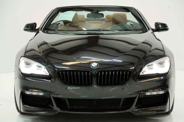 2017 BMW 650i Convt Houston, Texas 7