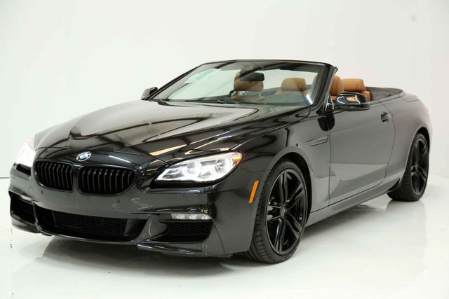 2017 BMW 650i Convt Houston, Texas 8