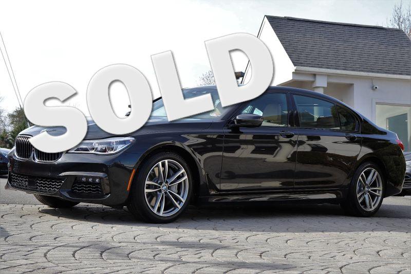 2017 BMW 7-Series 750i xDrive M Sport PKG in Alexandria VA