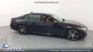 2017 BMW 7 Series 750i in McKinney Texas, 75070