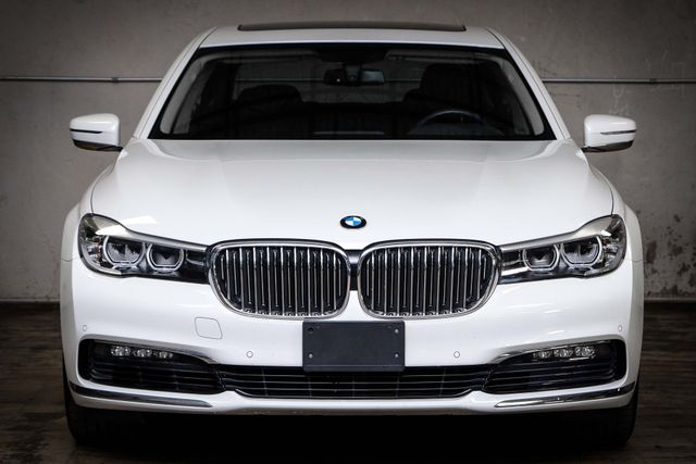 2017 BMW 740i in Addison TX, 75001