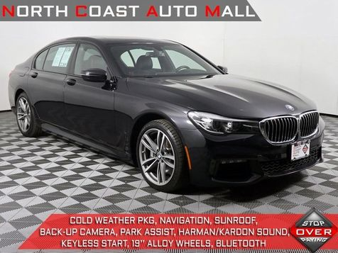 2017 BMW 740i xDrive 740i xDrive in Cleveland, Ohio