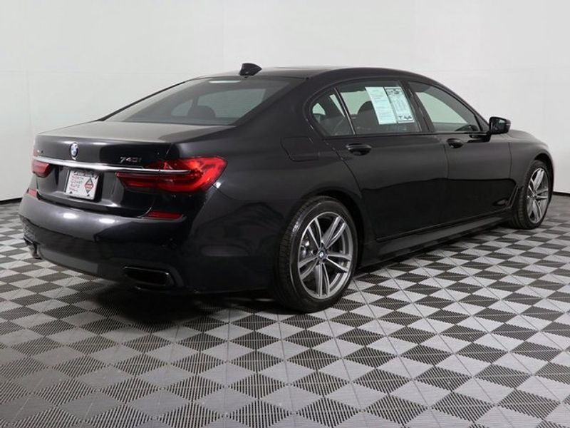 2017 BMW 740i xDrive 740i xDrive  city Ohio  North Coast Auto Mall of Cleveland  in Cleveland, Ohio
