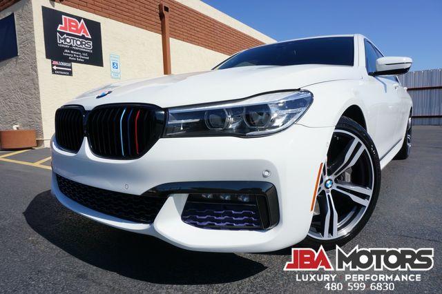 2017 BMW 740i xDrive M Sport Package 7 Series 740