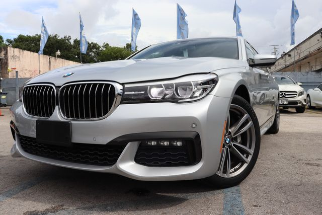 2017 BMW 740i xDrive in Miami, FL 33142