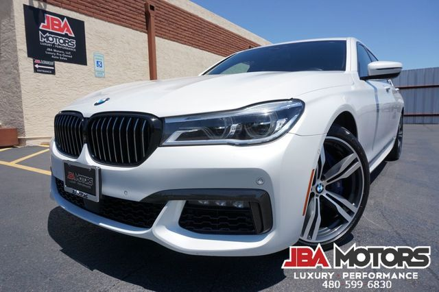 2017 BMW 750i M Sport Package 7 Series 750i Sedan