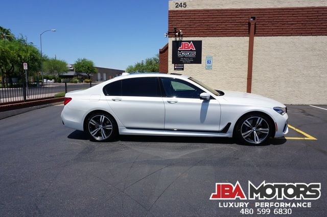 2017 BMW 750i M Sport Package 7 Series 750i Sedan in Mesa, AZ 85202
