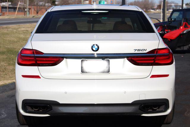 2017 BMW 750i RWD - M SPORT, EXECUTIVE & DRIVER PLUS II PKGS! Mooresville , NC 19