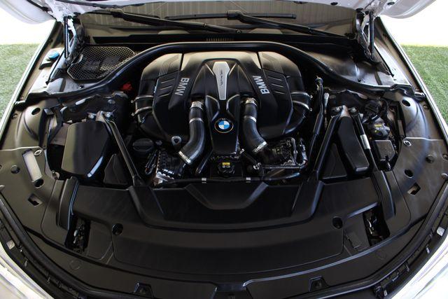 2017 BMW 750i RWD - M SPORT, EXECUTIVE & DRIVER PLUS II PKGS! Mooresville , NC 145