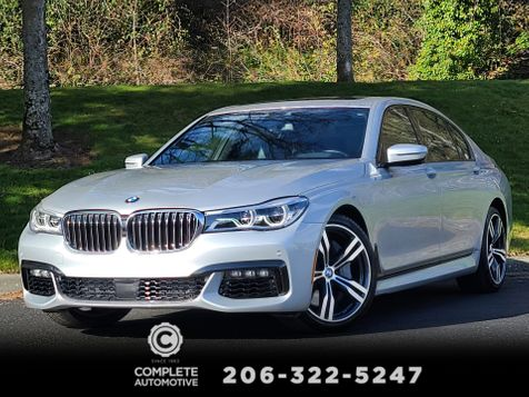 2017 BMW 750i  M Sport $16,295 In Options! Save $62,000 From New! in Seattle