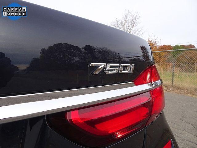 2017 BMW 750i xDrive 750i xDrive Madison, NC 12
