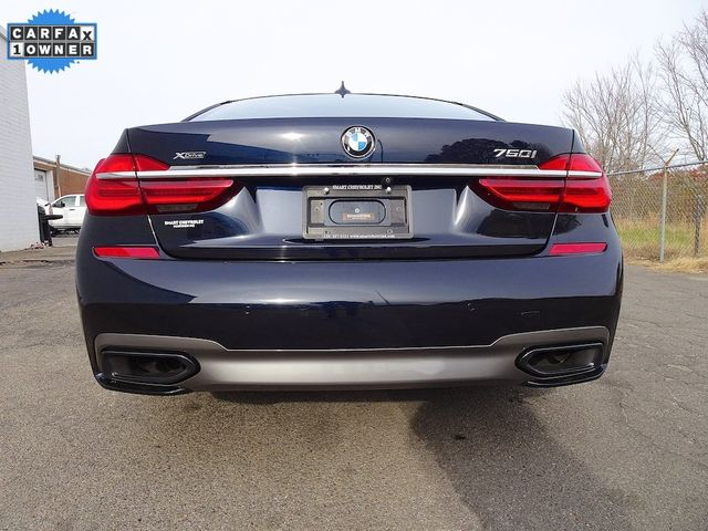 2017 BMW 750i xDrive 750i xDrive Madison, NC 2