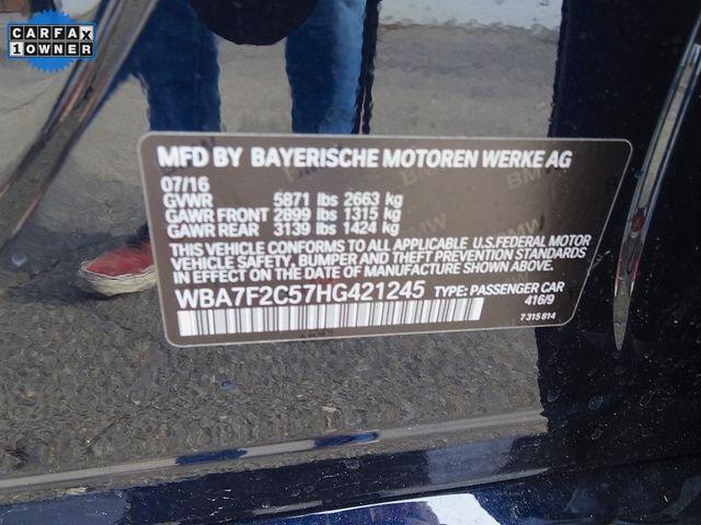 2017 BMW 750i xDrive 750i xDrive Madison, NC 57