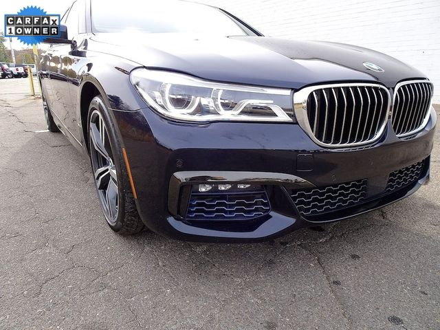 2017 BMW 750i xDrive 750i xDrive Madison, NC 8