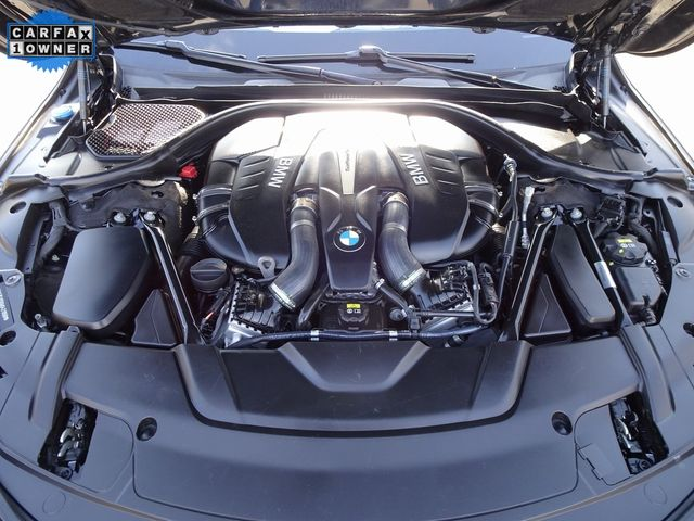 2017 BMW 750i xDrive 750i xDrive Madison, NC 52