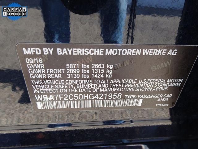 2017 BMW 750i xDrive 750i xDrive Madison, NC 56