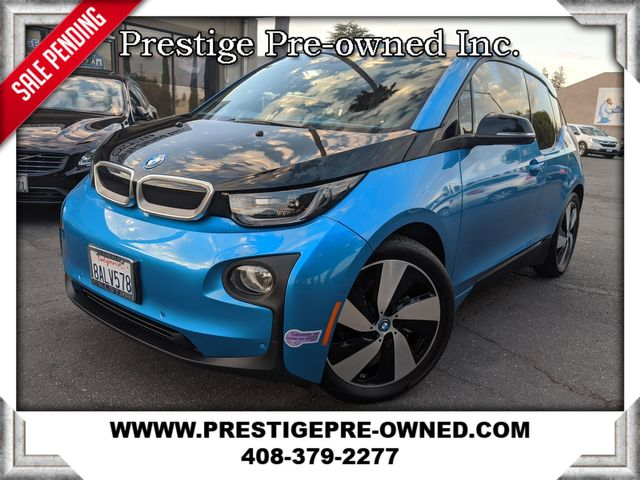 2017 BMW i3 120H in Campbell, CA 95008