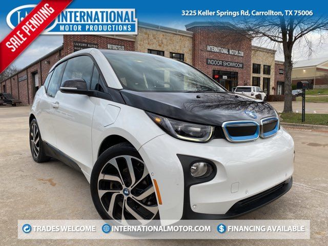 2017 BMW i3 ONE OWNER
