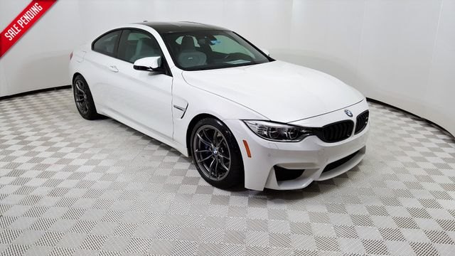 2017 BMW M4 COUP