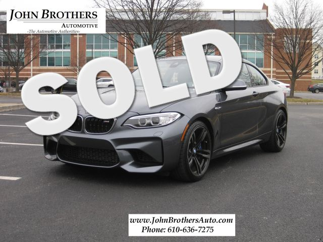 2017 Sold Bmw M Models M2 Conshohocken, Pennsylvania