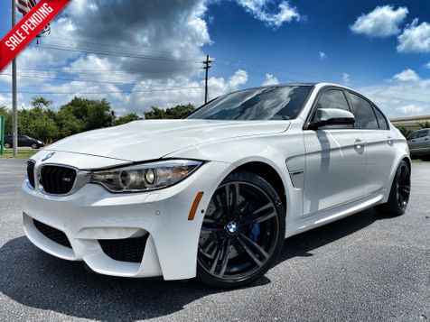 2017 BMW M Models CARBON FIBER ROOF RED LEATHER LOADED CARFAX in , Florida