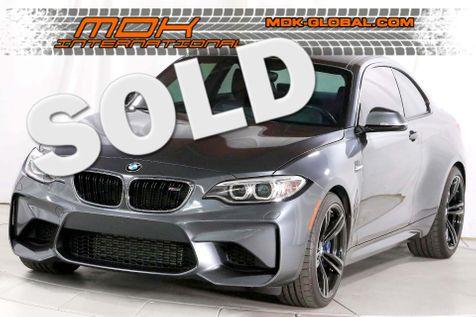 2017 BMW M2  - MANUAL - NAV - H/K Sound in Los Angeles