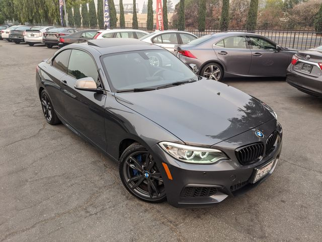 2017 BMW M240i ((**M SPORT/HEATED SEATS/MOON-ROOF**)) in Campbell, CA 95008